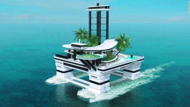 7 роскошных и необычных яхт,которые может позволить себе не каждый миллионер