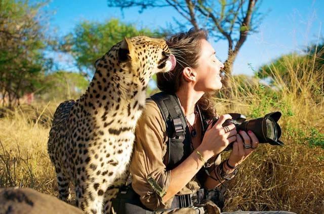 Фотографы дикой природы: всё, что остаётся за кадром (36 фото)