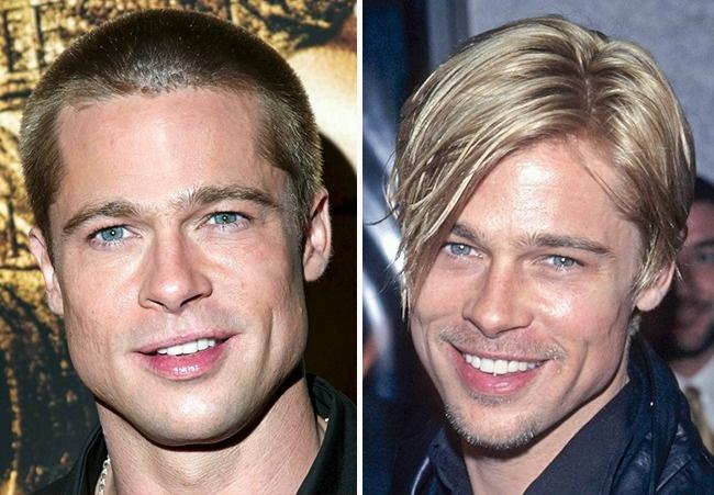 Звездные примеры того, что мужчинам чертовски идут длинные волосы ?