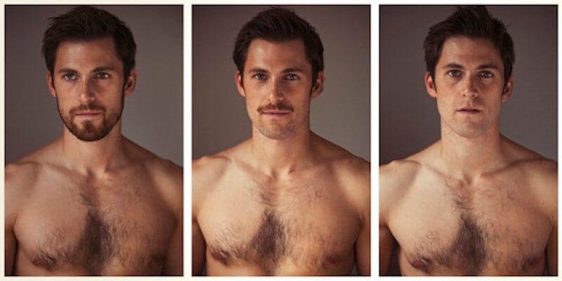 Фото веских причин, почему не стоит сбривать бороду
