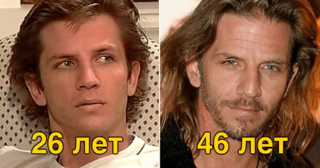 Как сегодня выглядят актеры, от которых 20 лет назад у всех девочек коленки подгибались