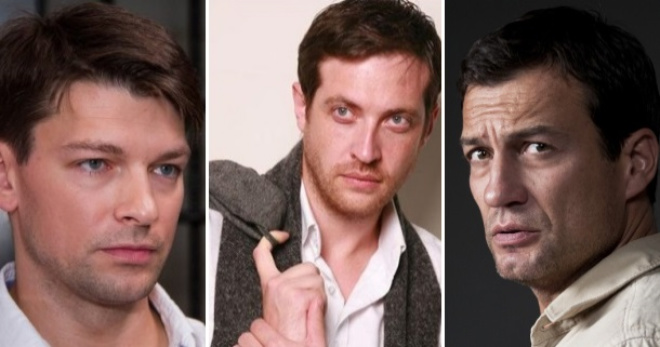 Самые красивые актеры старше 40 лет