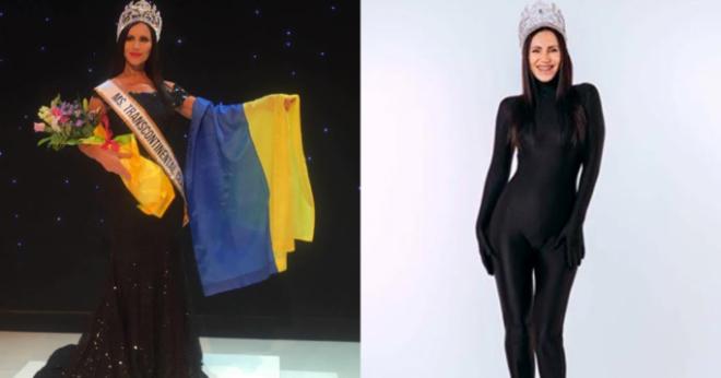 60-летняя бабушка из Одессы выиграла американский конкурс красоты «Mss Transcontinental»