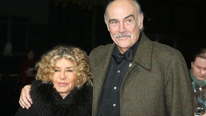 Любовь длиною в жизнь: легендарный актер Шон Кеннери уединился с любимой женой