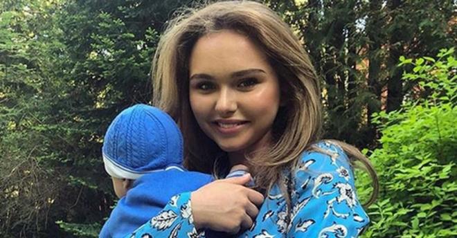 В сети появились новые фотографии сына Дмитрия Маликова