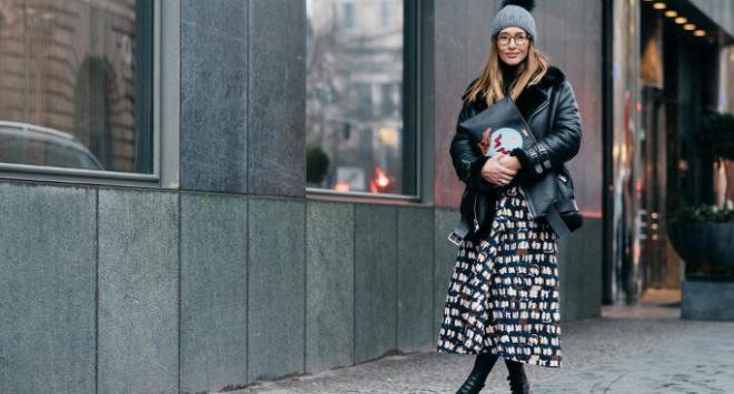 Соседка поехала в Мюнхен и удивилась тому, как зимой одеваются местные женщины