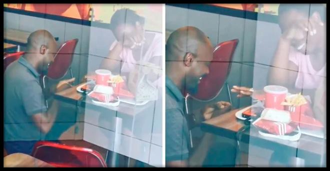 Парня высмеяли за то, что он сделал девушке предложение в KFC. Но это не конец истории
