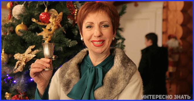 Очаровательная актриса Галина Петрова, ее красивый муж, дети и комплексы