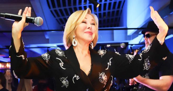 Специалисты в восхищении: благодаря новой чудо-диете Любовь Успенская избавилась от 10 лишних килограммов