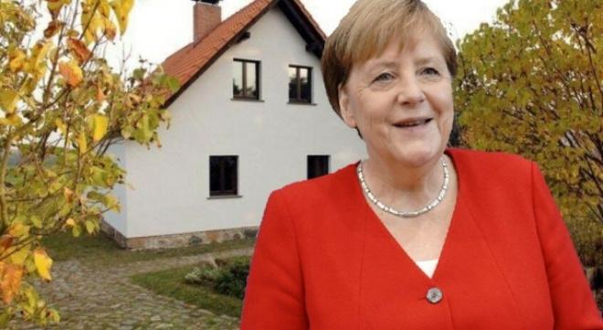 Скромно и без лишнего пафоса: как живет канцлер Германии Ангела Меркель