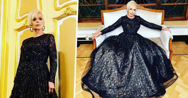 Ирина Понаровская покорила всех своей красотой, сложно поверить, что ей 66 лет