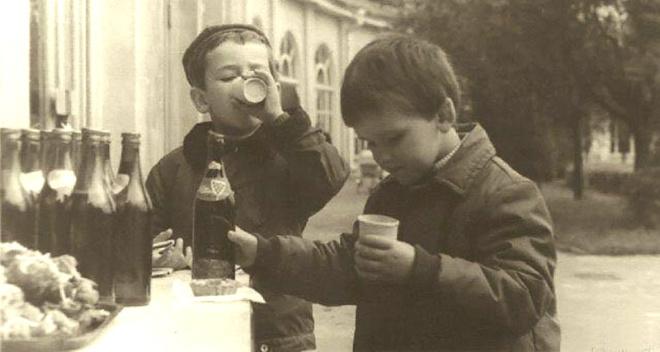 Советские лимонады, о которых мало кто знал