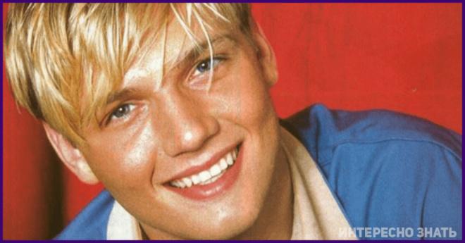 Как выглядит спустя 25 лет белокурый красавчик из «Backstreet Boys»