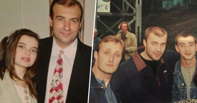 Редкие фото со звёздами нашей эстрады, которые были популярны в 90-е