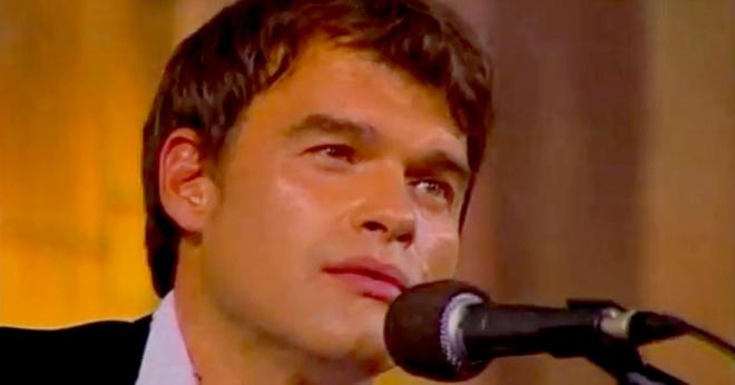 «Ты у меня одна» в исполнении красавчика Евгения Дятлова. Покоряет с первой ноты!