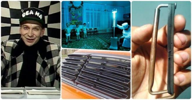 16 красноречивых фото из 80-х и лихих 90-х, навевающих воспоминания