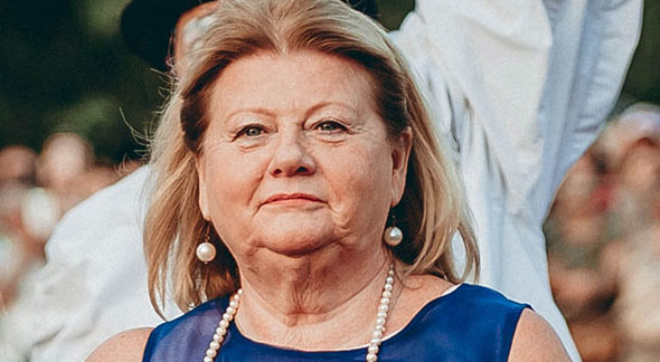 Все так же обаятельна и привлекательна: 70-летняя Ирина Муравьева впервые за долгое время показалась на публике