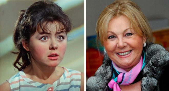Время все меняет: как сегодня выглядят актрисы из культовых фильмов легендарного режиссера Леонида Гайдая