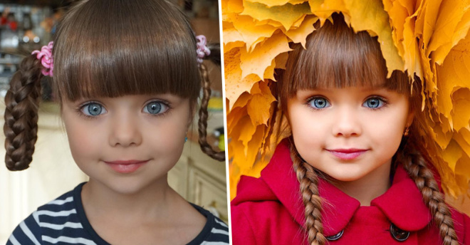 Как сейчас выглядит «Самая красивая девочка в мире»
