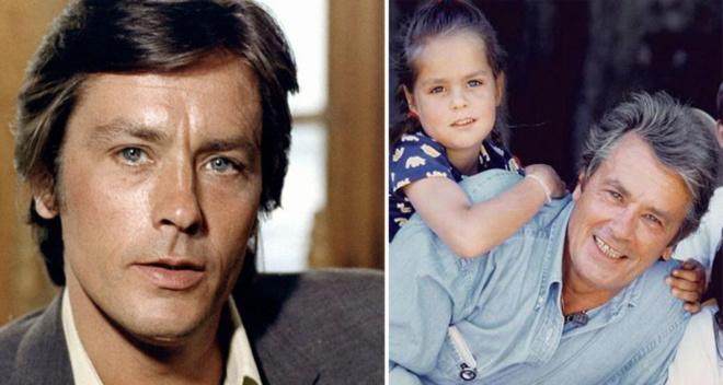 Любимая дочь Алена Делона выросла красавицей. Как она выглядит сейчас