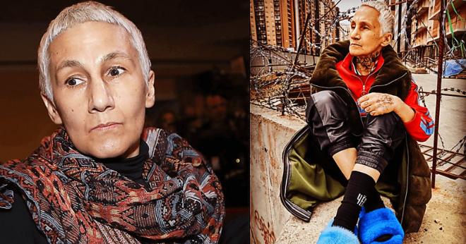 «Самая стильная бабушка отечественного кино», — 58-летняя Роза Хайруллина