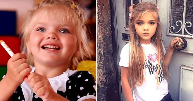 Все деньги раздаёт бедным: 8-летняя девочка из детдома стала топ-моделью