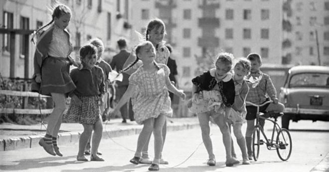 Фотографии, которые вызывают непреодолимое желание вернуться в детство