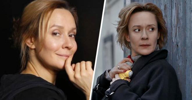 Личная жизнь актрисы Евгении Дмитриевой — молодой муж и поздний ребенок