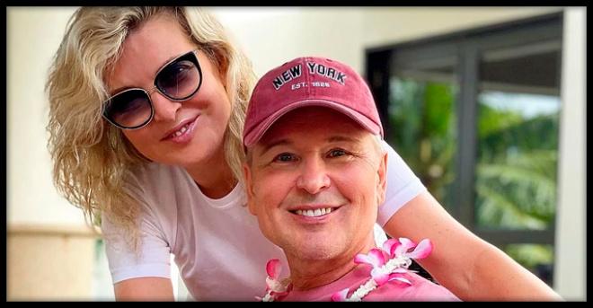 «Как две капли»: 61-летний Александр Малинин стал копией своей жены