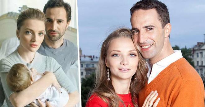 Дочка Екатерины Вилковой и Ильи Любимова восхищает своей «инопланетной» внешностью