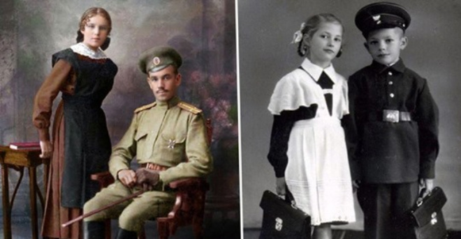 Эволюция школьной формы: от Российской империи до наших дней