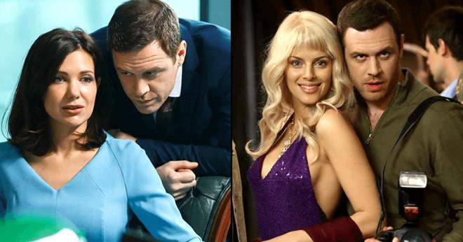 Мужественный актёр Иван Оганесян, его жена и 5 любимых дочек