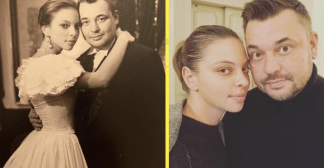 В день 44-летия Сергея Жукова его супруга выложила трогательное фото c ним