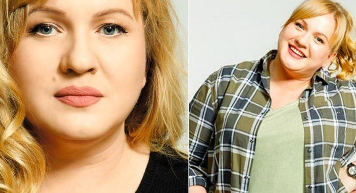 Как выглядит Олеся Жураковская после того, как похудела на 30 килограмм?