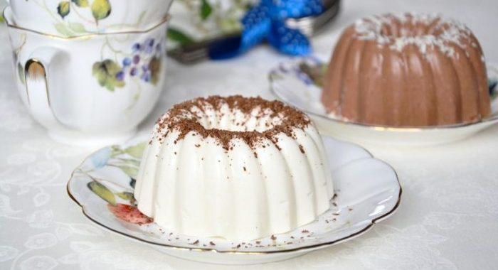 Простой и потрясающе вкусный десерт из доступных продуктов