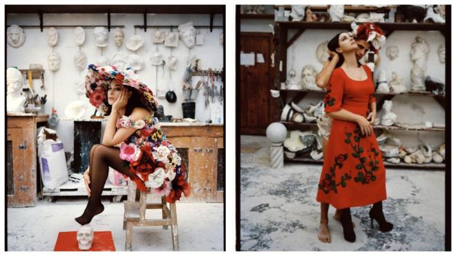 Роскошная Моника Беллуччи в роскошной фотосессии