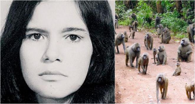 История о Марине, которую пять лет воспитывали обезьяны