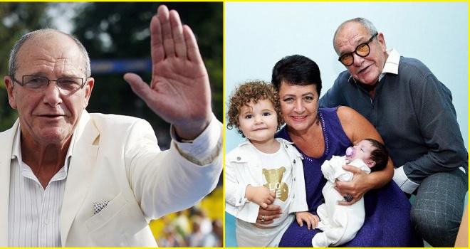 Эммануил Виторган стал отцом в зрелом возрасте. Как сейчас живут его дети