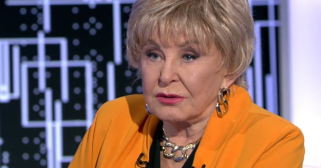 Ангелина Вовк пожаловалась на маленькую пенсию в 50 тысяч рублей